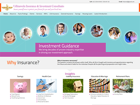 Udhnawala Insurance & Investment Consultants, Thane, (India)