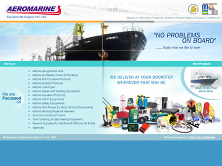 Aeromarine Equipments Supply Pvt. Ltd., Mumbai, (India)