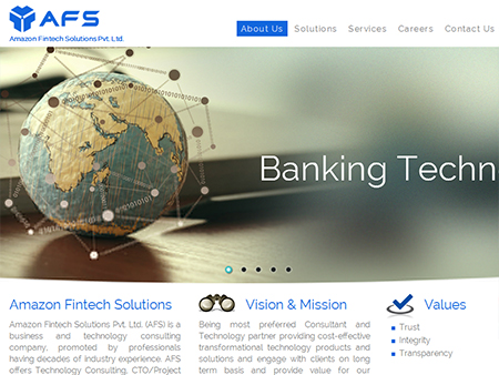 Amazon Fintech Solutions Pvt. Ltd., Thane, (India)