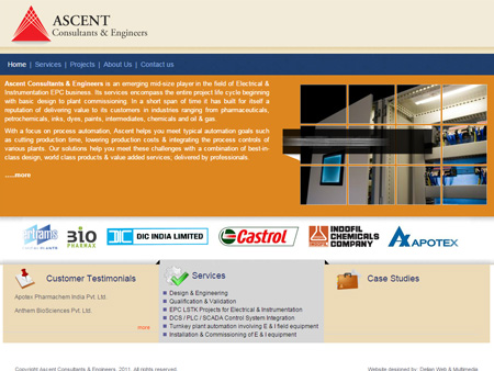 Ascent Consultants & Engineers, Thane, (India)