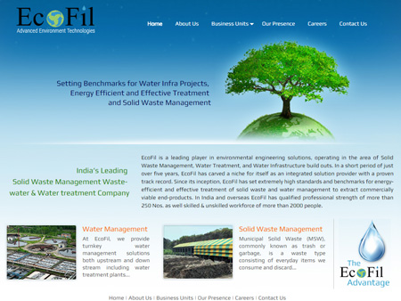 EcoFil Advanced Environment Technologies, Chennai, (India)