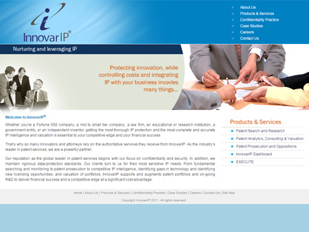 Innovar IP Consulting Group, Mumbai, (India)
