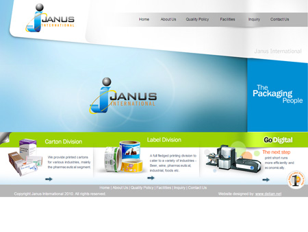 Janus International Pvt. Ltd., Thane, (India)