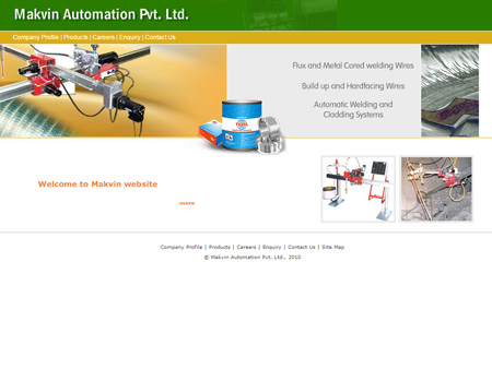 Makvin Automation Pvt. Ltd., Mumbai, (India)