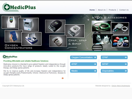 Medicplus Ltd., (UK)