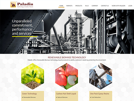 Paladin Paints & Chemicals Pvt. Ltd., Mumbai, (India)