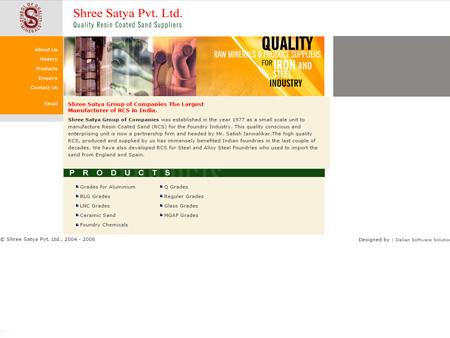Shree Satya Pvt. Ltd., Mumbai, (India)