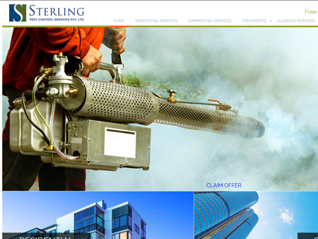 Sterling Pest Control Services Pvt. Ltd., Mumbai, (India)