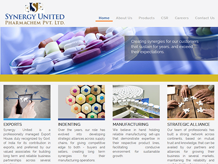 Synergy United Pharmachem Pvt. Ltd. Thane, (India)