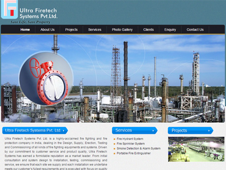 Ultra Firetech Systems Pvt. Ltd., Pune, (India)