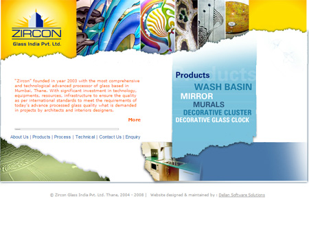 Zirconglass India Pvt. Ltd., Mumbai, (India)